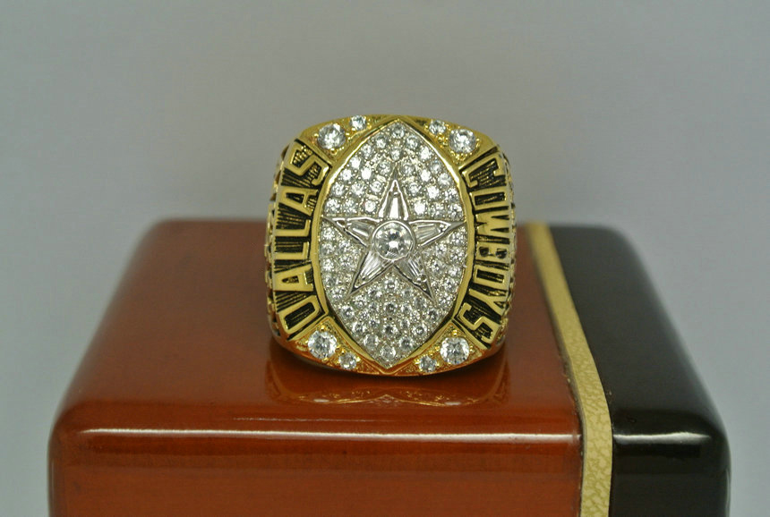1992 Super Bowl XXVII Dallas Cowboys Championship Ring